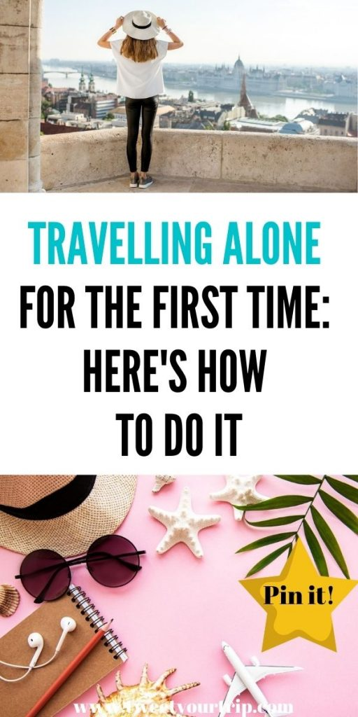 If you are travelling alone for the first time then these are the best tips for you to make sure that it goes as successfully as possible by Laura at Tweet Your Trip